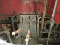 Main engine control levers